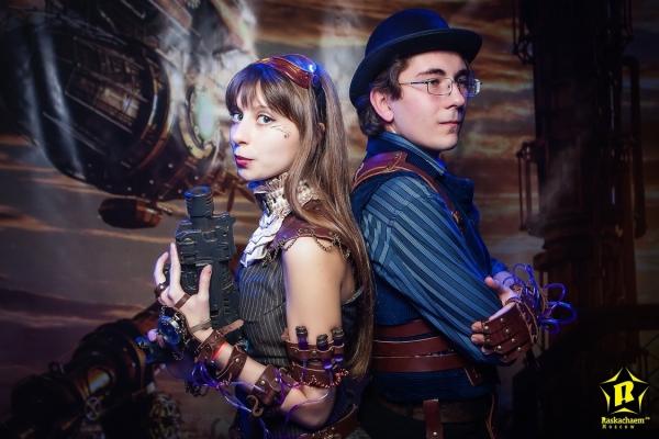 Фото отчет с Московской вечеринки Steampunk Party 4.0 (Фото 9)