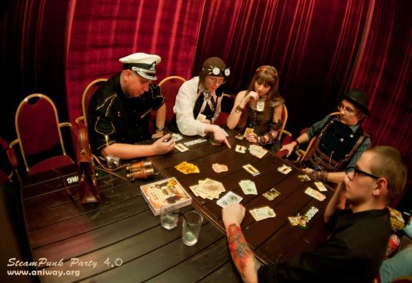 Фото отчет с Московской вечеринки Steampunk Party 4.0 (Фото 2)