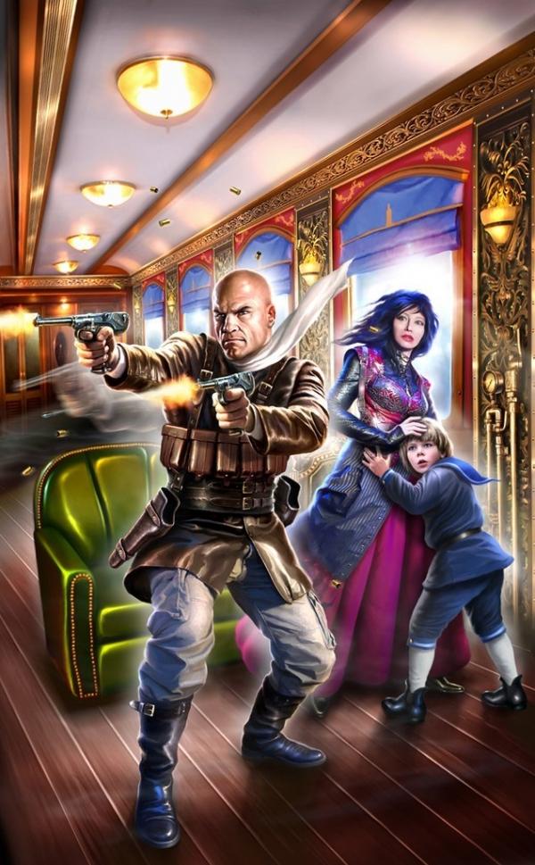 Steampunk party 4.0. Лучший костюм по мнению В. Панова