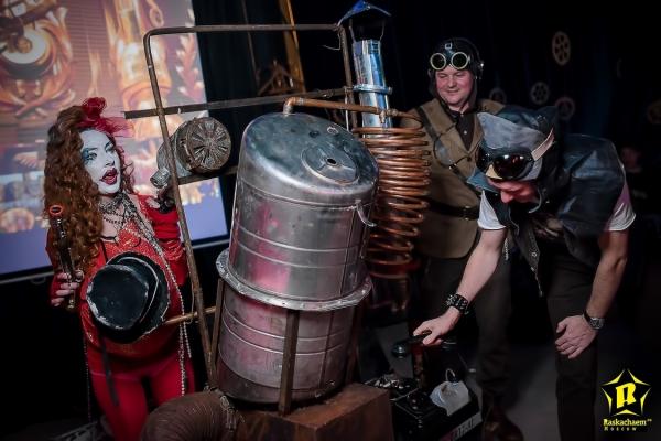 Москва. Steampunk Party 6.0 (Фото 8)
