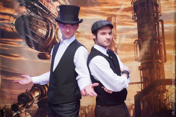 Москва. Steampunk Party 6.0 (Фото 5)