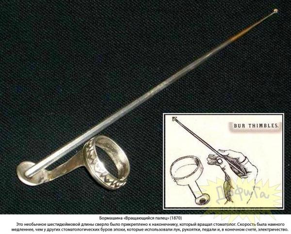 Зубодерные инструменты старых времен (Фото 6)