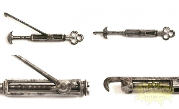 Зубодерные инструменты старых времен (Фото 2)