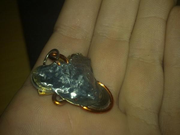 """Подвеска """"Cogwheel Heart"""" (Фото 6)"""