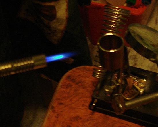 Ремонт газового паяльника своими руками