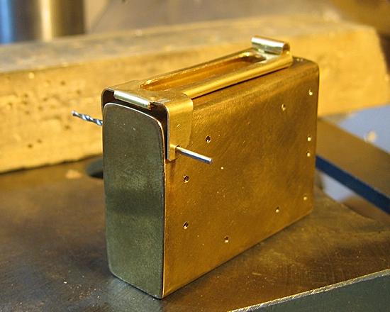 Спичечный коробок, часть 1 (ворклог) (Фото 77)