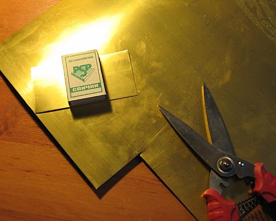 Спичечный коробок, часть 1 (ворклог) (Фото 3)