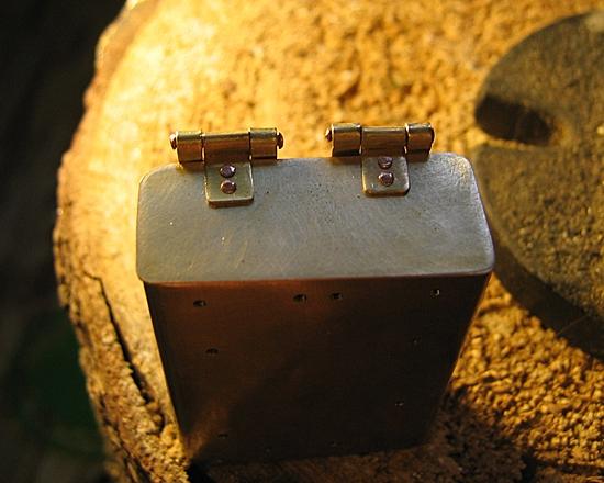 Спичечный коробок, часть 1 (ворклог) (Фото 27)