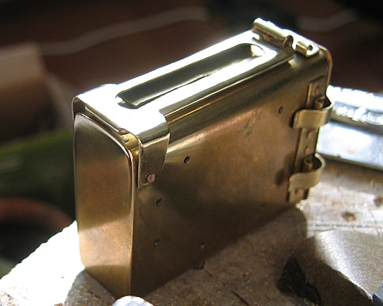 Спичечный коробок, часть 1 (ворклог) (Фото 88)