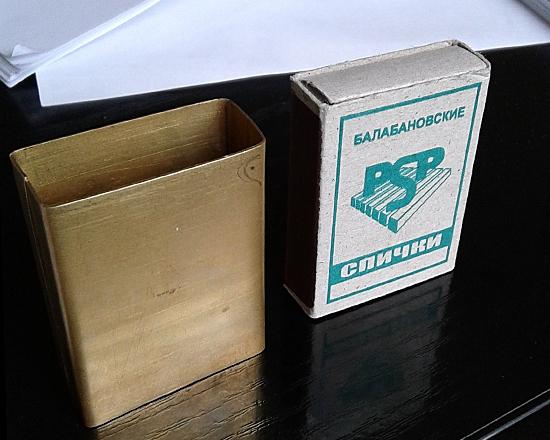 Спичечный коробок, часть 1 (ворклог) (Фото 11)