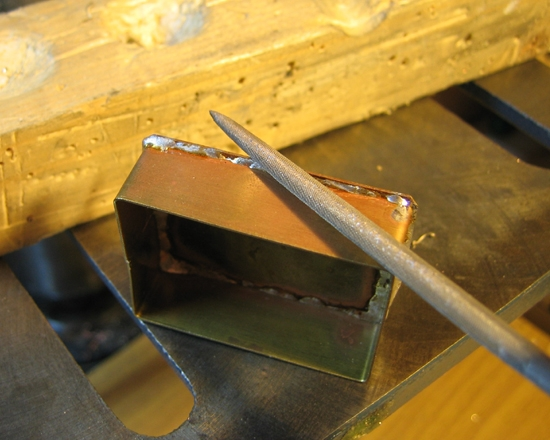 Спичечный коробок, часть 1 (ворклог) (Фото 39)