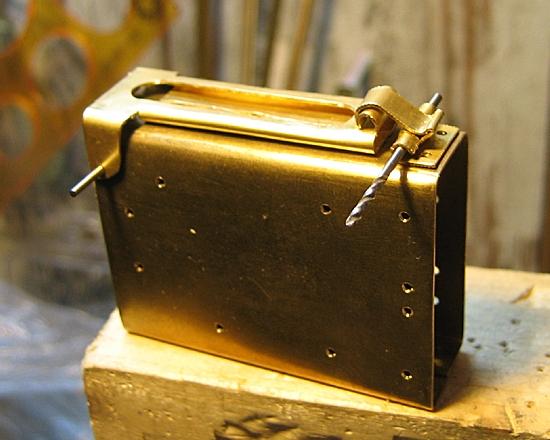 Спичечный коробок, часть 1 (ворклог) (Фото 83)