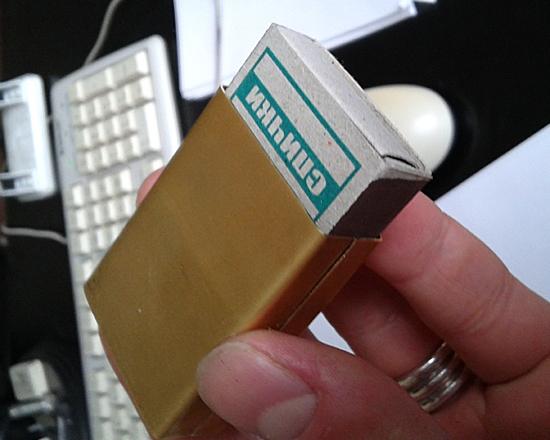 Спичечный коробок, часть 1 (ворклог) (Фото 10)