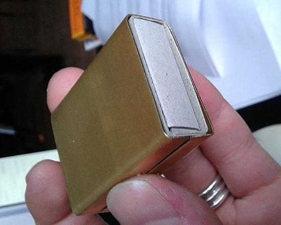 Спичечный коробок, часть 1 (ворклог) (Фото 9)