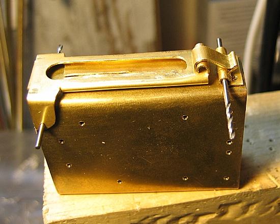 Спичечный коробок, часть 1 (ворклог) (Фото 84)