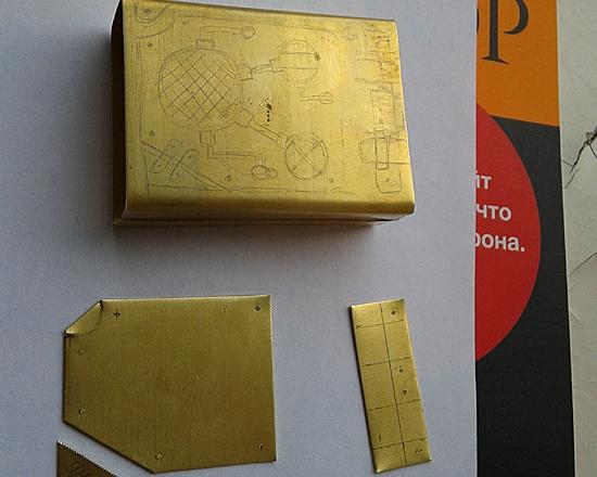 Спичечный коробок, часть 2 (ворклог) (Фото 2)