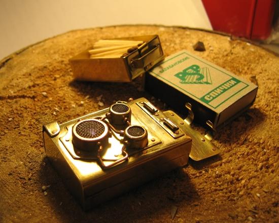 Спичечный коробок, часть 2 (ворклог) (Фото 31)
