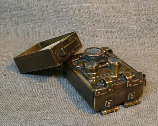 Спичечный коробок, часть 2 (ворклог) (Фото 57)