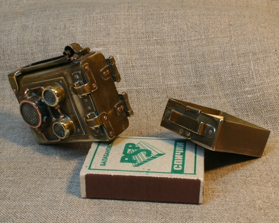 Спичечный коробок, часть 2 (ворклог) (Фото 60)