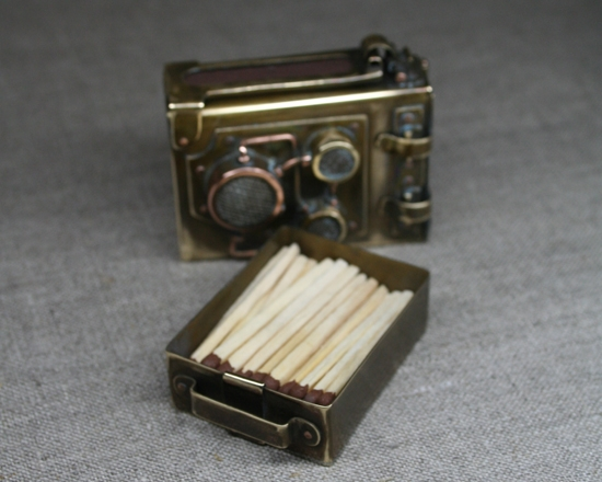 Спичечный коробок, часть 2 (ворклог) (Фото 64)