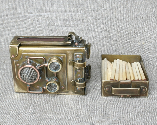 Спичечный коробок, часть 2 (ворклог) (Фото 62)