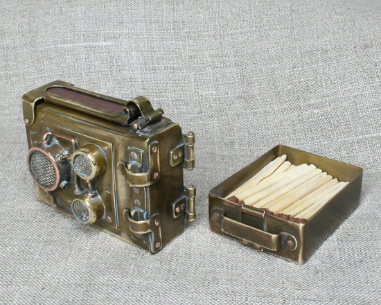 Спичечный коробок, часть 2 (ворклог) (Фото 61)