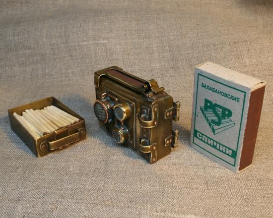 Спичечный коробок, часть 2 (ворклог) (Фото 59)