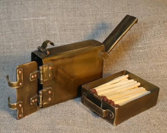 Спичечный коробок, часть 2 (ворклог) (Фото 53)