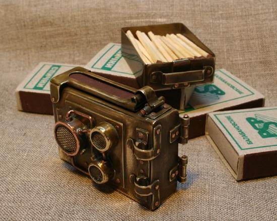 Спичечный коробок, часть 2 (ворклог) (Фото 65)