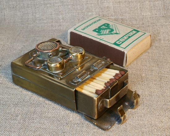 Спичечный коробок, часть 2 (ворклог) (Фото 50)