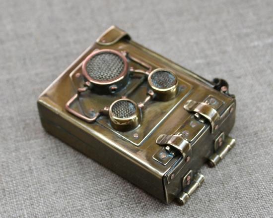 Спичечный коробок, часть 2 (ворклог) (Фото 48)