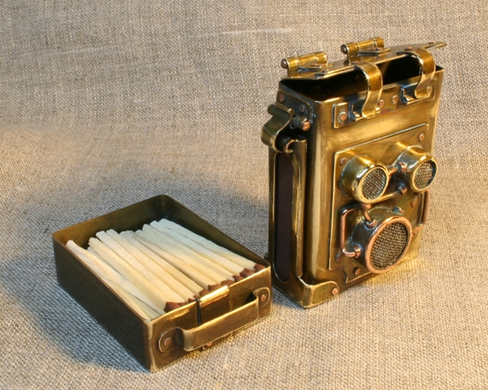 Спичечный коробок, часть 2 (ворклог) (Фото 56)