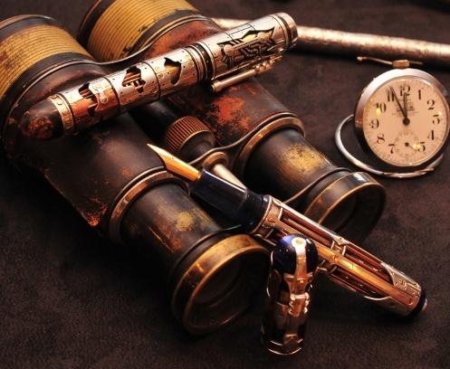 STEAMPEN Ручка (ворклог) (Фото 2)