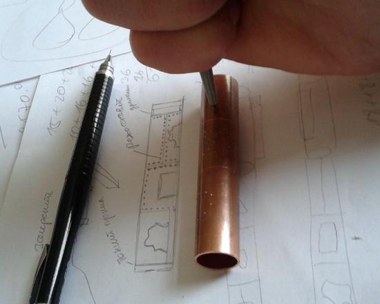 STEAMPEN Ручка (ворклог) (Фото 5)