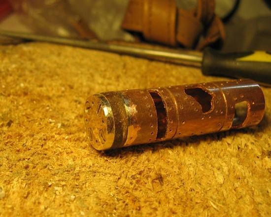 STEAMPEN Ручка (ворклог) (Фото 50)
