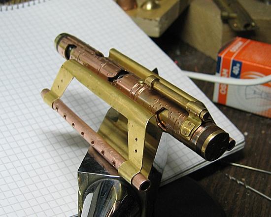 STEAMPEN Ручка (ворклог) (Фото 93)