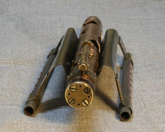 STEAMPEN Ручка (ворклог) (Фото 107)