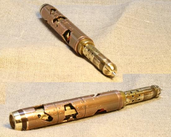 STEAMPEN Ручка (ворклог) (Фото 105)