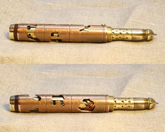 STEAMPEN Ручка (ворклог) (Фото 104)