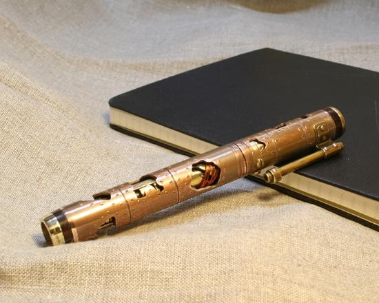STEAMPEN Ручка (ворклог) (Фото 95)
