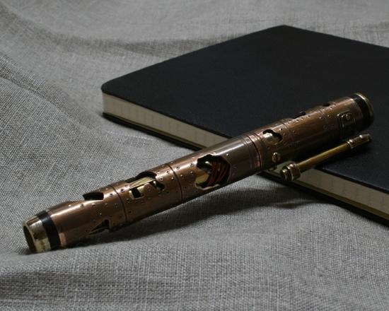 STEAMPEN Ручка (ворклог) (Фото 96)