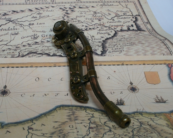 Свисток боцмана парового корабля (ворклог) (Фото 93)