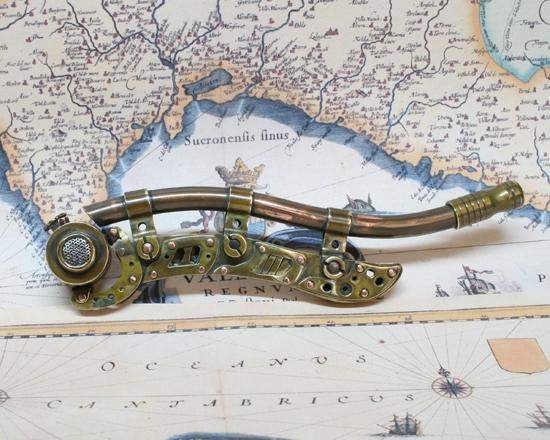 Свисток боцмана парового корабля (ворклог) (Фото 90)