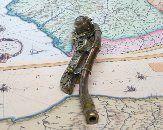 Свисток боцмана парового корабля (ворклог) (Фото 88)