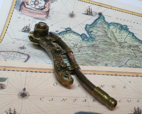 Свисток боцмана парового корабля (ворклог) (Фото 97)