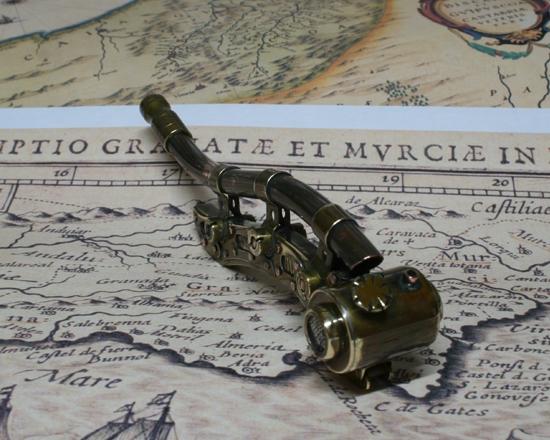 Свисток боцмана парового корабля (ворклог) (Фото 80)