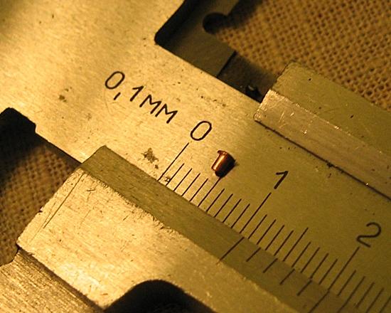 Свисток боцмана парового корабля (ворклог) (Фото 9)