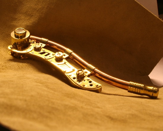 Свисток боцмана парового корабля (ворклог) (Фото 74)
