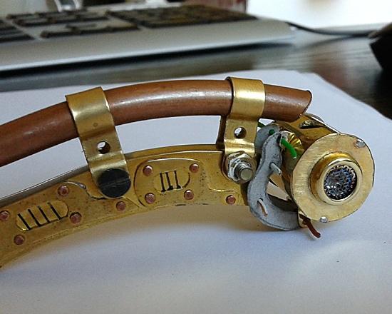 Свисток боцмана парового корабля (ворклог) (Фото 48)