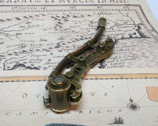 Свисток боцмана парового корабля (ворклог) (Фото 94)
